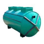 Очистка бытовых сточных вод - ЛОС Лидер-0,4