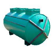 Очистка бытовых сточных вод - ЛОС Лидер-0,6